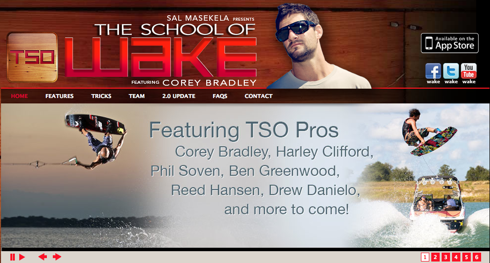 TSO Wake Features Top Pros