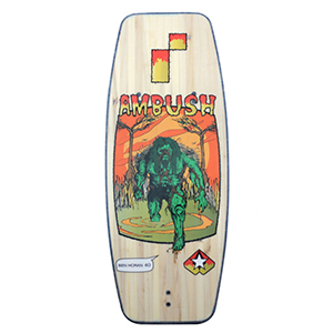 Ambush Board Co. x Remote Ben Horan