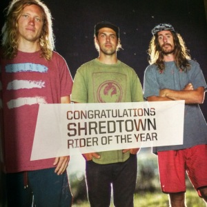 Shredtown - ROTY