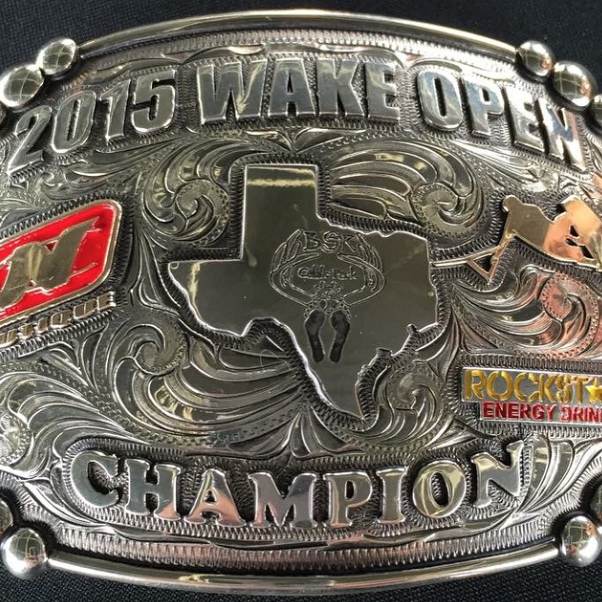 1st Place Belt Buckle