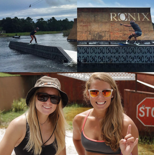 BFF's at Lake Ronix