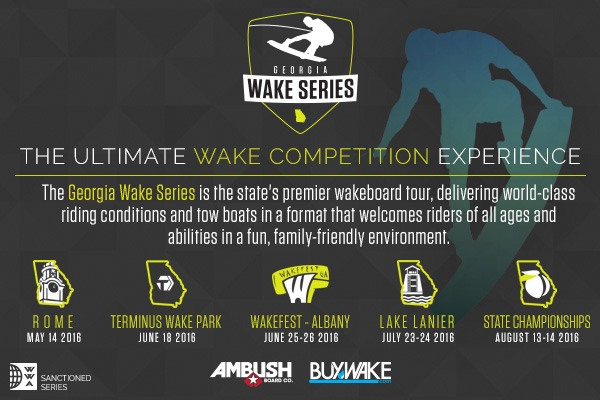 Georgia Wake Series