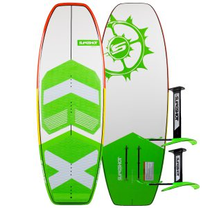 slingshot, wake foiler, package