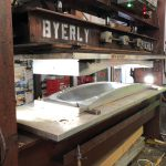 Byerly Wakeboard Press