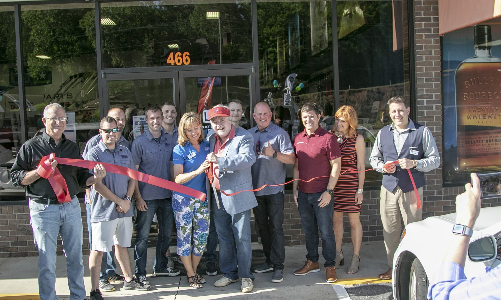 Ribbon Cutting - WaterSports Central - Seneca, SC