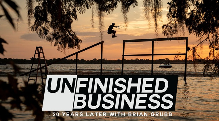 UNFINISHED BUSINESS ...20 YEARS LATER WITH BRIAN GRUBB