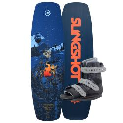 Slingshot Wakeboard & Binding Packages