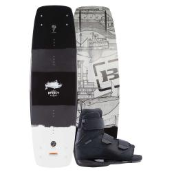 Byerly Wakeboard & Binding Packages