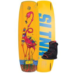 Slingshot Kid's Wakeboard & Binding Packages