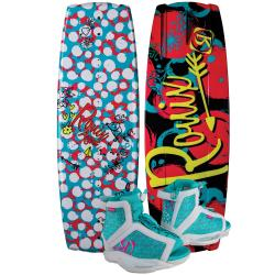 Ronix Kid's Wakeboard & Binding Packages