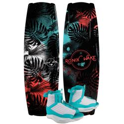 Ronix Women's Wakeboard & Binding Packages