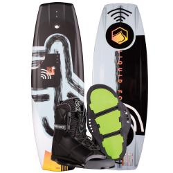 Liquid Force Women's Wakeboard & Binding Packages