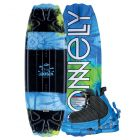 Connelly 2019 Charger w/ Tyke Kid's Wakeboard & Bindings Package