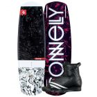 Connelly 2019 Groove w/ Optima Wakeboard & Bindings Package