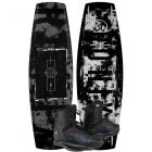 Ronix 2021 Parks w/ Parks Wakeboard & Bindings Package