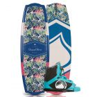 Liquid Force 2019 Angel 130 w/ Plush Women's Wakeboard & Bindings Package