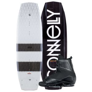 Connelly 2019 Dowdy w/ Draft Wakeboard & Bindings Package