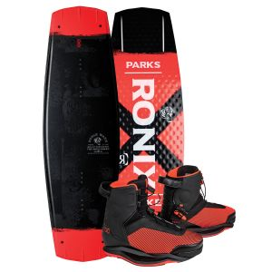Ronix 2019 Parks Modello w/ Parks Wakeboard & Bindings Package