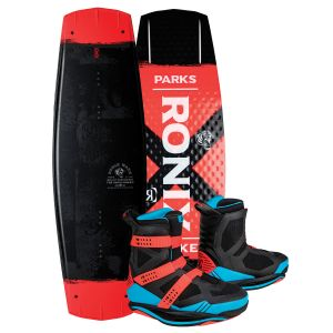 Ronix 2019 Parks Modello w/ Supreme Wakeboard & Bindings Package