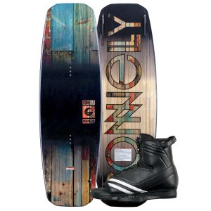 Connelly 2019 Woodro 140 w/ Optima Wakeboard & Bindings Package