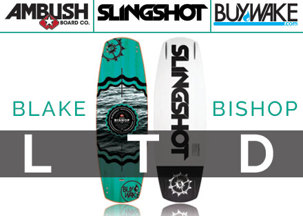 Blake Bishop LTD Slingshot