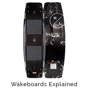 Wakeboards Explained