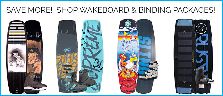Wakeboard & Binding Packages | Save Money