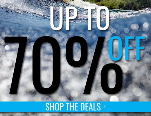 Save up to 70% on wakeboarding gear